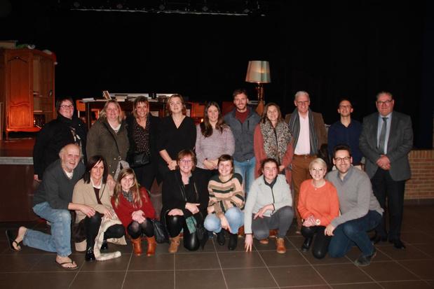 Uitverkochte voorstelling in Veurne rond thema 'dementie' met Carry Goossens