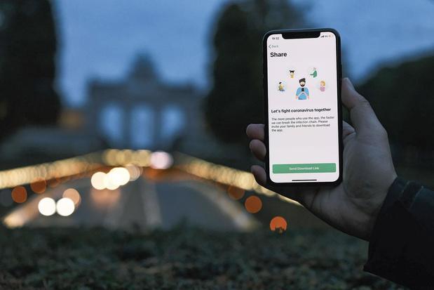 App kampt met kinderziekte