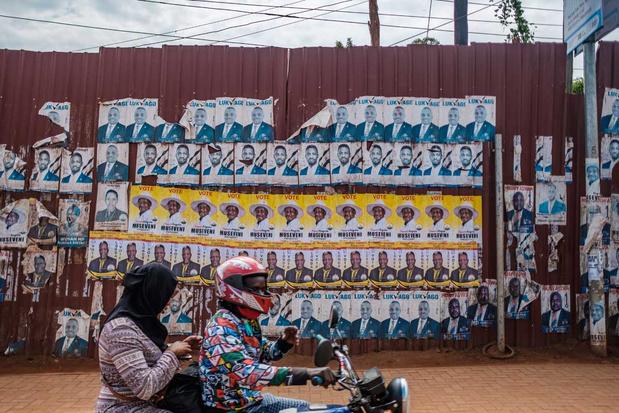 'Verkiezingen in Oeganda: een clash van generaties'