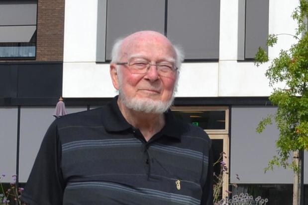Pater Lieven Laga verlaat wzc Heilige Familie