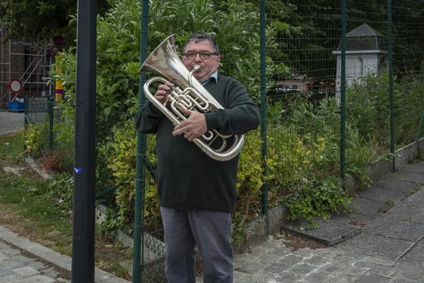 Wilmar uit Slypskapelle speelde maar liefst 82 liedjes voor de zorgsector