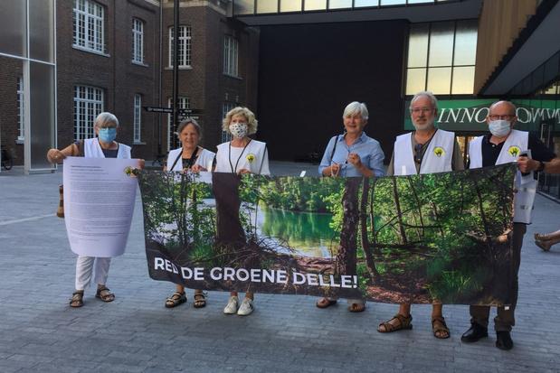 Limburgs Landschap start crowdfunding voor aankoop 27 hectare Groene Delle
