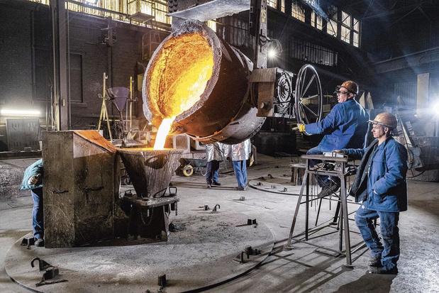 Marichal Ketin, Ateliers de la Meuse, Halo Steerlings...: la nouvelle vie de la sidérurgie wallonne
