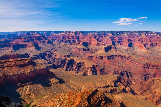 Grand Canyon gesloten voor het publiek, maar een filmpje kijken kan nog wel