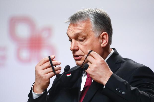 Orbán verlaat CD&V-fractie in Europees halfrond na interne wrevel