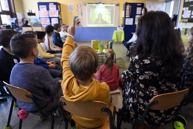 Steeds minder kleuters en leerlingen spreken thuis Nederlands