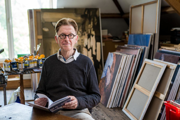 Johan Clarysse levert beelden bij sonnettenboek 'Ipse Dixit' van Frans Boenders