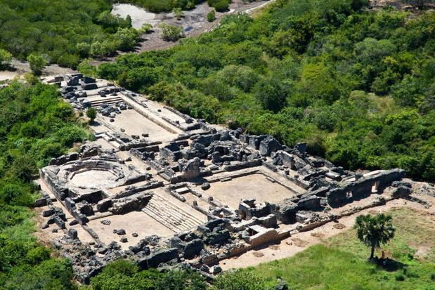 Van Knossos tot Sans Souci: deze gifs tonen hoe deze vernielde paleizen er vroeger uitzagen