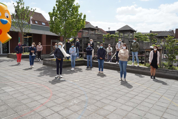 Meulebeekse Sint-Amandussschool start alternerend