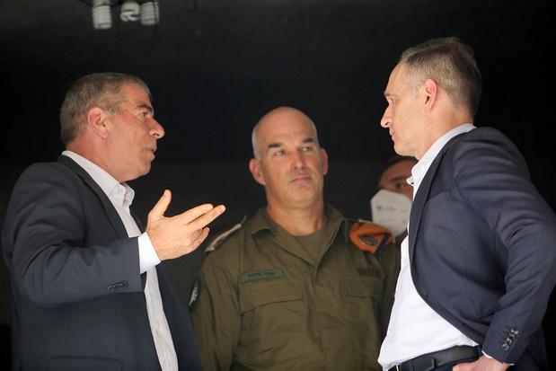 Duitsland betuigt solidariteit met Israël en roept op tot staakt-het-vuren