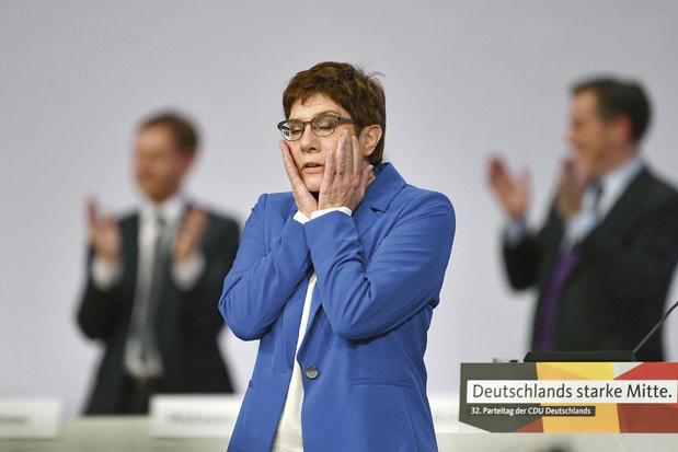 Crisis bij Duitse christendemocraten: 'Dit is het einde van de grote volkspartijen'