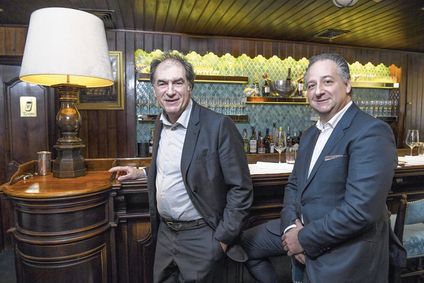 Nous avons réuni l'architecte Pierre Lallemand et le CEO de Besix Red Gabriel Uzgen