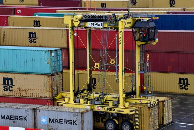 Voka: 'Export Vlaamse bedrijven onder een derde van het normale niveau'