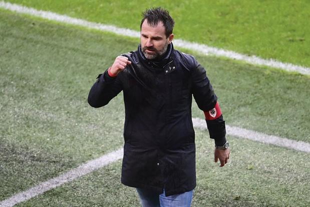 Ivan Leko quitte l'Antwerp