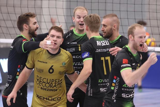 Decospan Menen start met sensationele 2-3-zege in Aalst