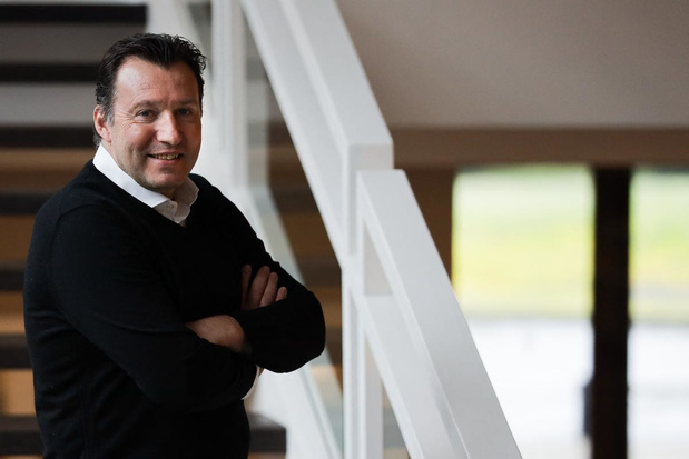 """Notre entretien avec Marc Wilmots à Bordeaux: """"Quand on est coach national, on est tout seul"""""""