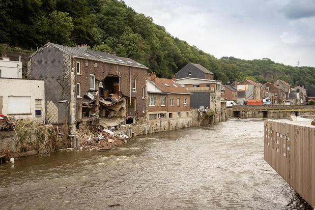 Brusselse regering maakt volledige vergoeding verzekerde slachtoffers watersnood mogelijk