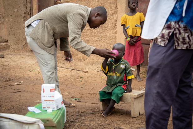 Historische doorbraak: doeltreffend vaccin tegen malaria in de maak