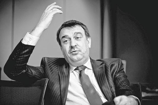 Febeliec-topman Peter Claes zegt dat de stijging van de energieprijzen de industriële grootverbruikers in ons land bedreigt.