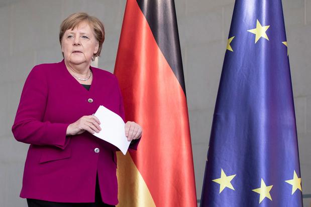 Hoe Merkel zich alweer ontpopt tot dé topvrouw van Europa