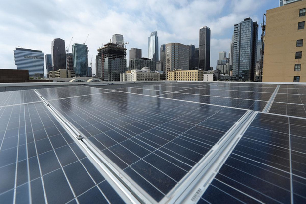 Onbekende groene energie