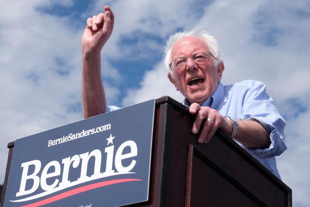 'Kan 'nonkel Sanders' ook echt het Witte Huis veroveren? Jazeker'