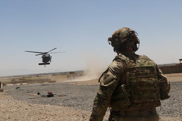 'Rusland beloofde taliban geld voor aanslagen op Amerikaanse soldaten'