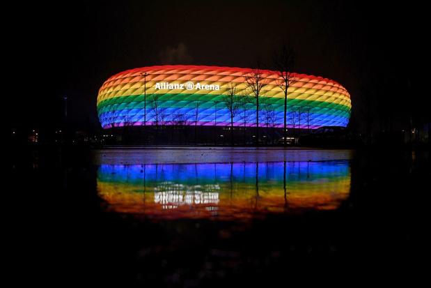 Heisa regenboogkleuren: Orban waarschuwt Duitsland, UEFA blijft beslissing verdedigen