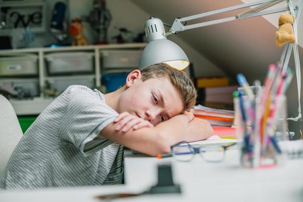 Hausse du stress, de l'anxiété et de la dépression chez les 3-25 ans et aussi chez les soignants