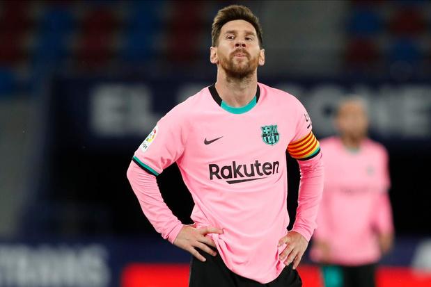 Lionel Messi is einde contract: blijft hij of blijft hij niet?
