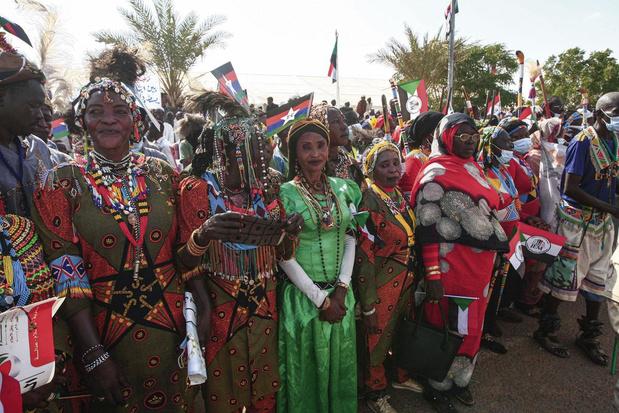 Une note d'espoir dans une année pourrie: au Soudan, de la charia aux défilés de mode
