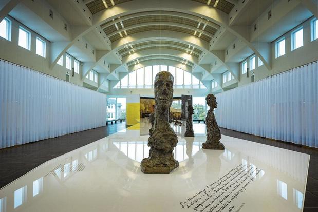 """Plongée"" dans l'oeuvre de Giacometti"