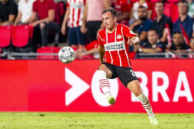 Gepimpt PSV lonkt naar het grote geld