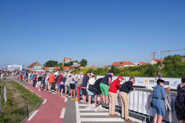 BK wielrennen voor junioren in Middelkerke afgelast