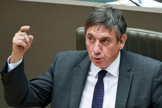 Jan Jambon: 'Ondanks brexit-akkoord wellicht meer dan 6.500 jobs  bedreigd in Vlaanderen'