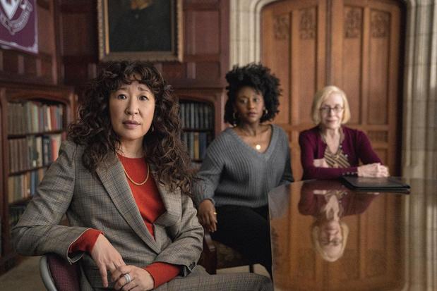 [la série de la semaine] The Chair, sur Netflix: facepalm académique