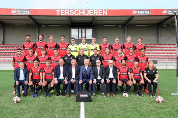Zondag geen wedstrijd tegen KFC Dessel Sp. door coronabesmetting bij Winkel Sport