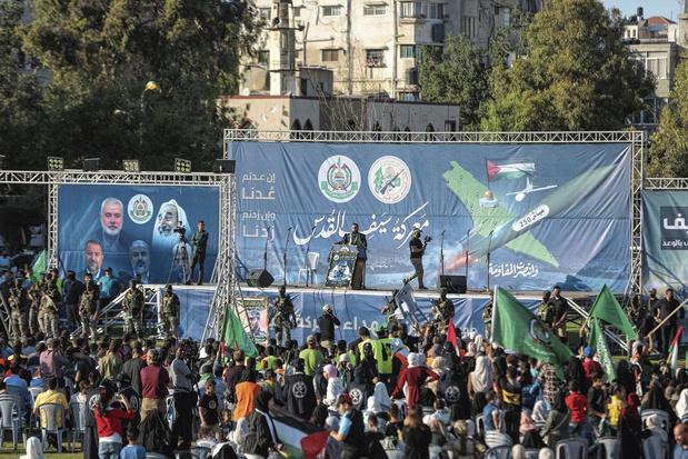 """La question palestinienne va rester un dossier secondaire"""