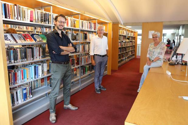 """Sven Raeymaekers (38) is nieuwe bibliothecaris: """"De bib staat voor verwondering en avontuur"""""""