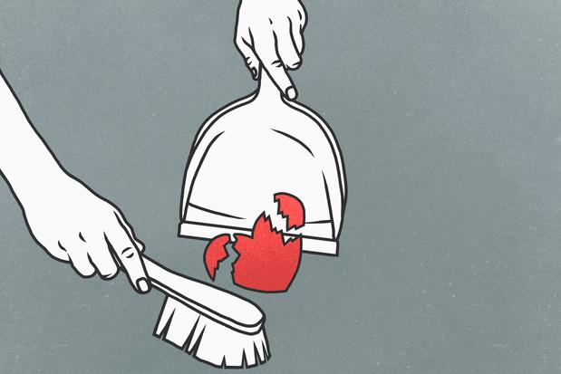 'Een lockdown is niet de beste tijd om van de liefde te bekomen'