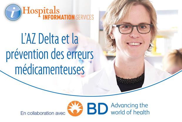 L'AZ Delta et la prévention des erreurs médicamenteuses
