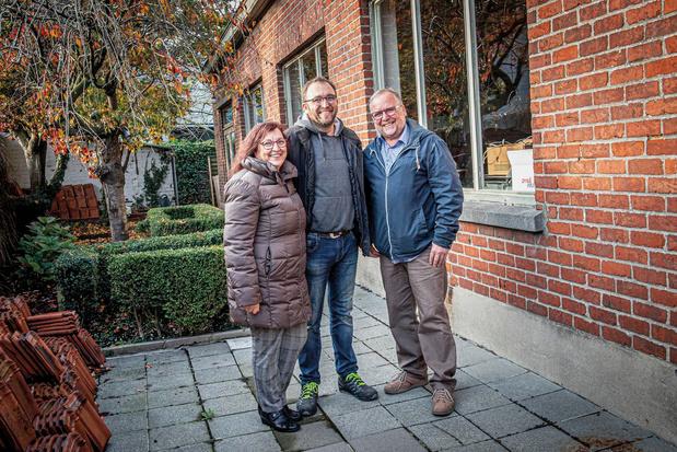 Evangelische kerk Effatha verhuist naar feestzaal café In den Bottle in Westrozebeke