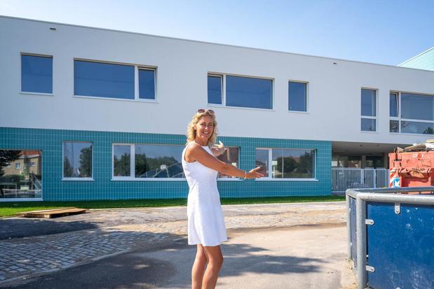 Leerlingen De Duinpieper starten op 1 september in volledig nieuwe school