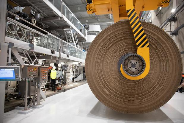 Mondi pompt 370 miljoen euro in Slowaakse golfkartonfabriek