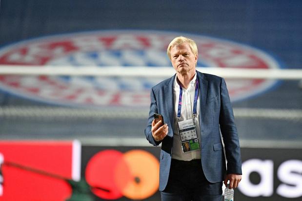 """Oliver Kahn, futur patron du Bayern: """"Il faut plus de femmes dans les directions"""" (entretien)"""