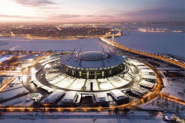 EURO 2021: retour à Saint-Pétersbourg pour les Diables rouges