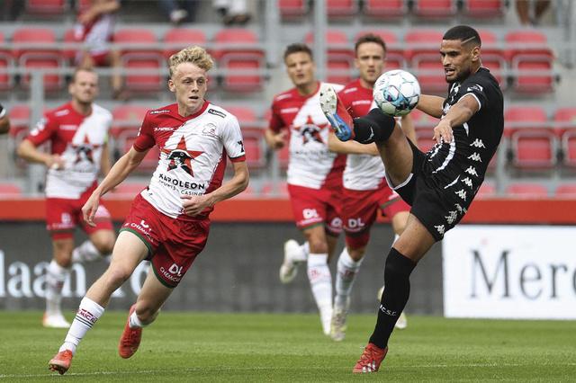 Focus sur Adem Zorgane, la révélation de Charleroi