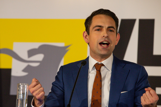 Vlaams Belang plant autodemonstratie tegen Vivaldi-regering