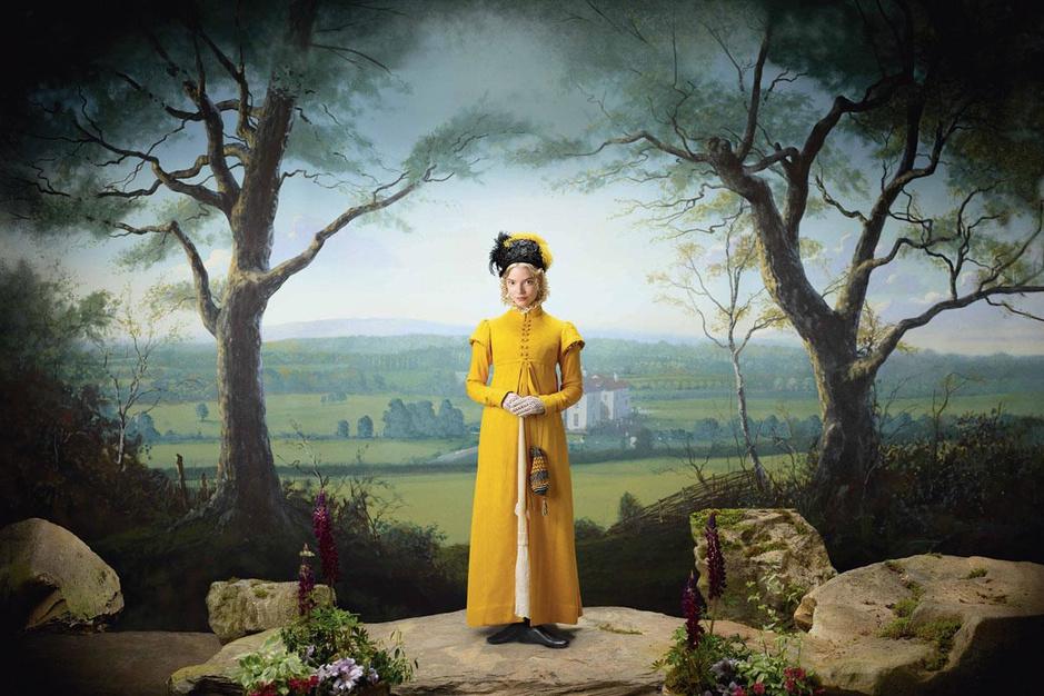 Anya Taylor-Joy maakt Jane Austen instagrammable
