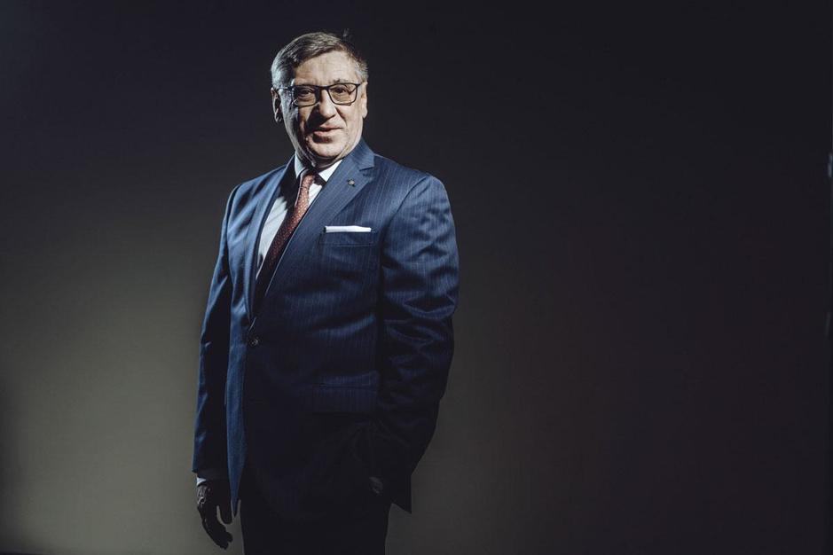 Trends Manager van het Jaar Dirk Coorevits (Soudal): 'Wij gaan geen zotte toeren doen'